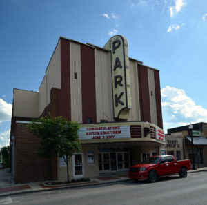 Park Theater McMinnville TN